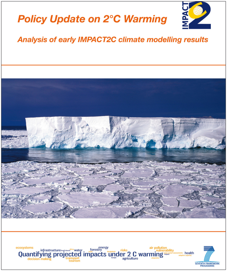 Cover IMPACT2C Policy Brief1